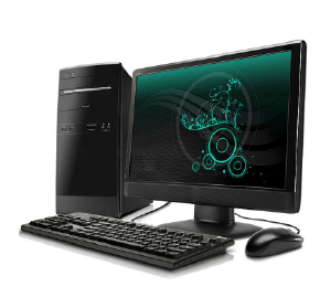Parts of Computer for Kids - Desktop