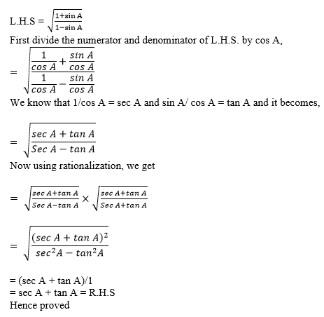 Important Question Class 10 maths chapter 8