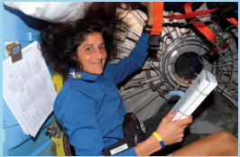 NCERT Answers for Class 5 EVS Chapter 11 – Sunita in Space - image 2