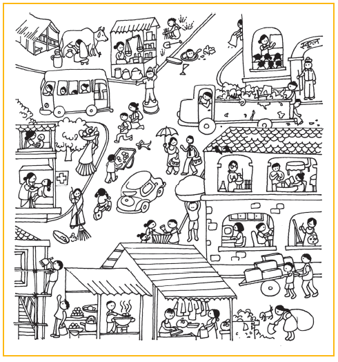 NCERT Answers for Class 5 EVS Chapter 16 - Image 2