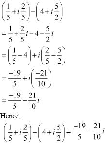 NCERT Solutions Class 11 Mathematics Chapter 5 ex.5.1 - 2