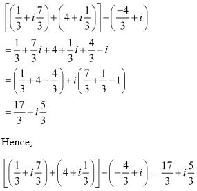 NCERT Solutions Class 11 Mathematics Chapter 5 ex.5.1 - 4