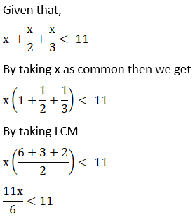 NCERT Solutions for Class 11 Maths Chapter 6 Linear Inequalities Image 1