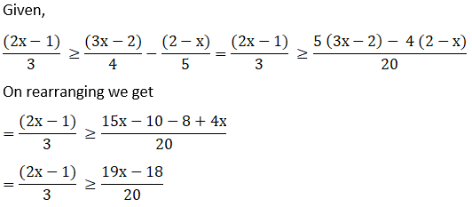 NCERT Solutions for Class 11 Maths Chapter 6 Linear Inequalities Image 11