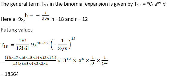 NCERT Solutions for Class 11 Maths Chapter 8 Binomial Theorem Image 18