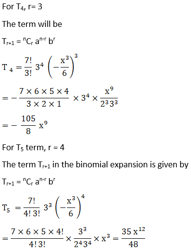 NCERT Solutions for Class 11 Maths Chapter 8 Binomial Theorem Image 21