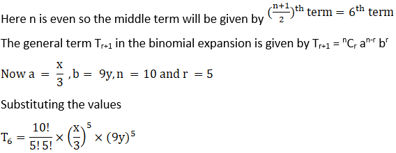 NCERT Solutions for Class 11 Maths Chapter 8 Binomial Theorem Image 23