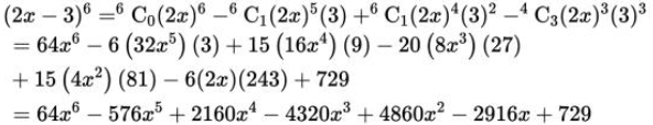 NCERT Solutions for Class 11 Maths Chapter 8 Binomial Theorem Image 3