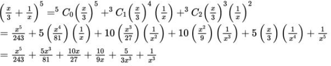 NCERT Solutions for Class 11 Maths Chapter 8 Binomial Theorem Image 5