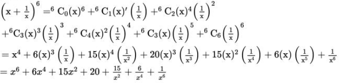 NCERT Solutions for Class 11 Maths Chapter 8 Binomial Theorem Image 7