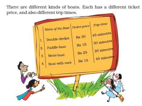 NCERT Solutions Mathematics Class 4 Chapter 3 - 13