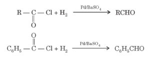 Preparation of Aldehydes