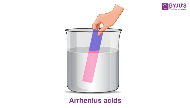 Arrhenius Acid