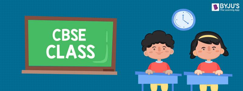 CBSE Class