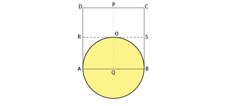 Class 9 maths chapter 10 imp.ques.3