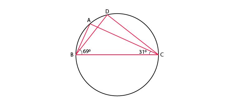 Class 9 maths chapter 10 imp.ques.8