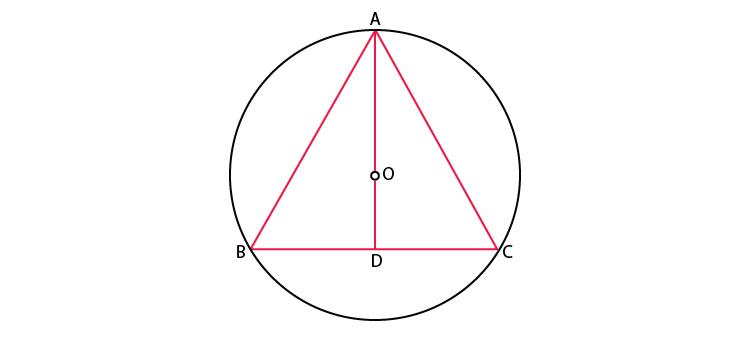 Class 9 maths chapter 10 imp.ques.10