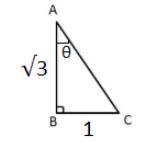Cot tan Formula example