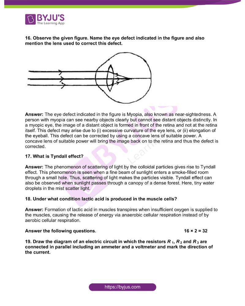 KSEEB Class 10 Science Solved Previous Year Paper 2019 5