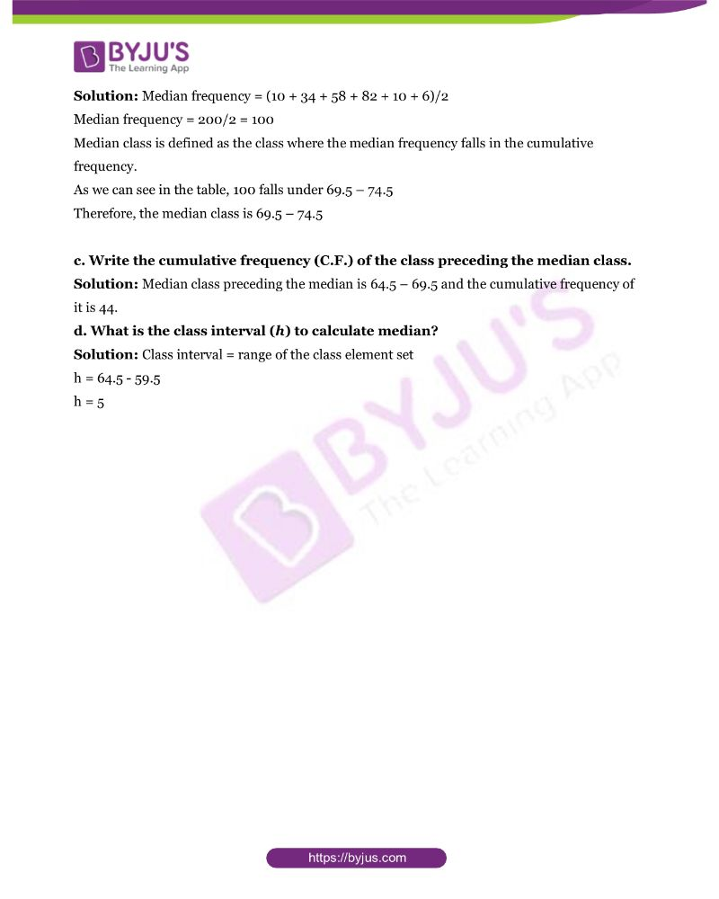 Maharashtra SSC Board Solved Maths 2019 Question Paper 1