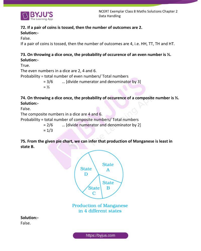 NCERT Exemplar Class 8 Maths Solutions Chapter 2 Data Handling 15