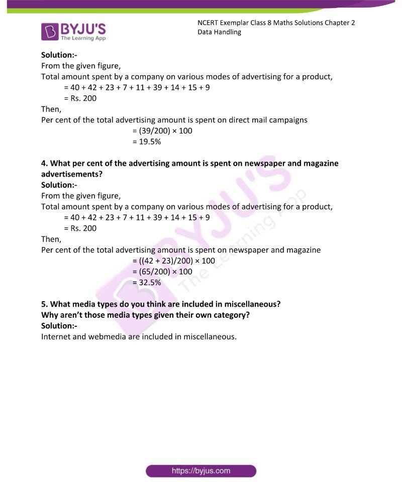 NCERT Exemplar Class 8 Maths Solutions Chapter 2 Data Handling 45