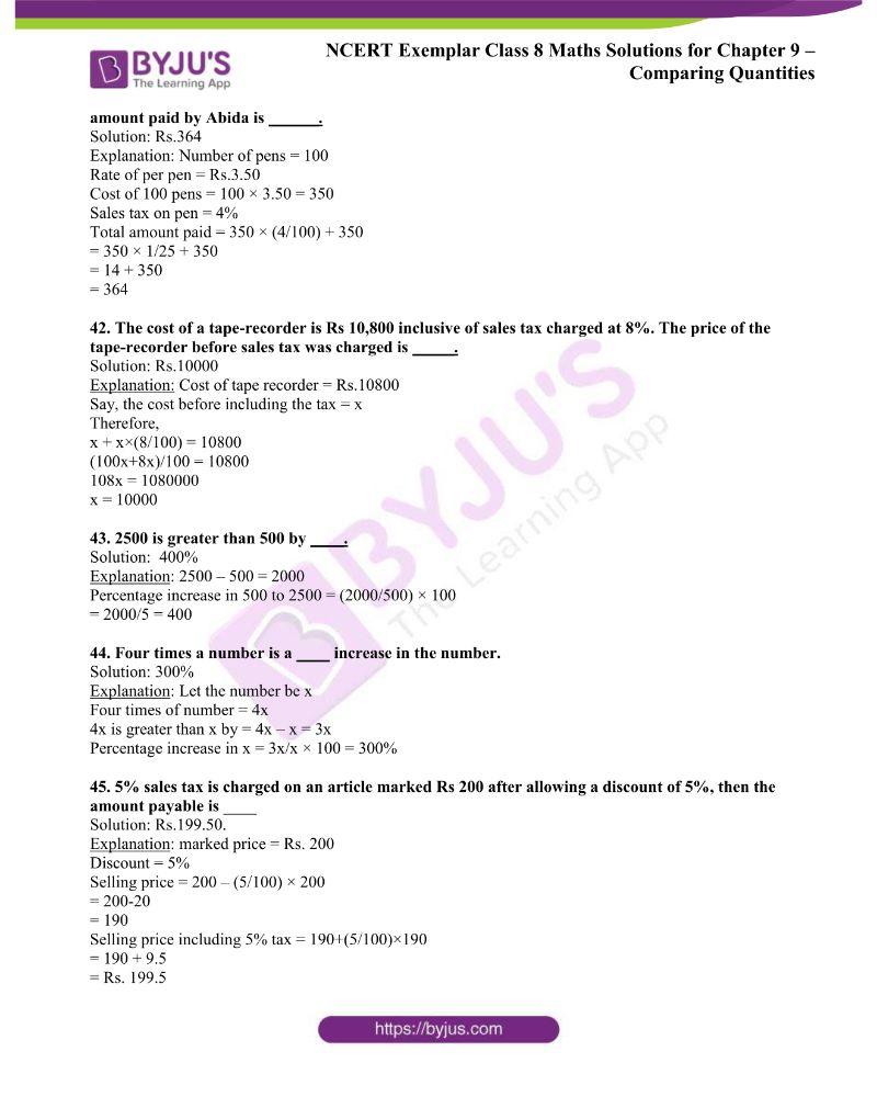 NCERT Exemplar Class 8 Maths Solutions Chapter 9 8