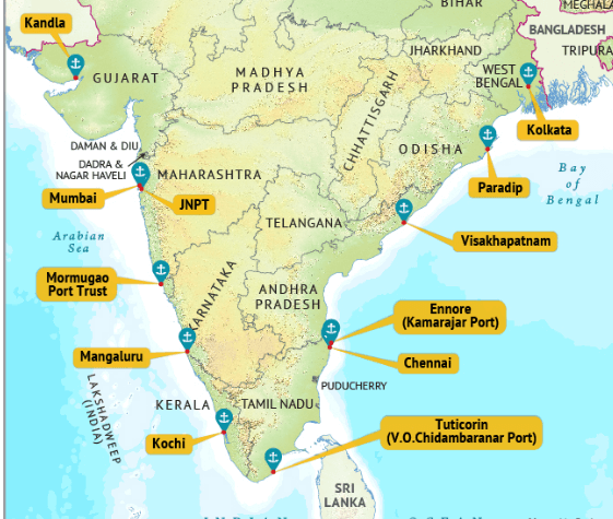PORT BLAIR INDIA MAP
