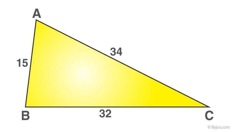 Scalene Triangle Example