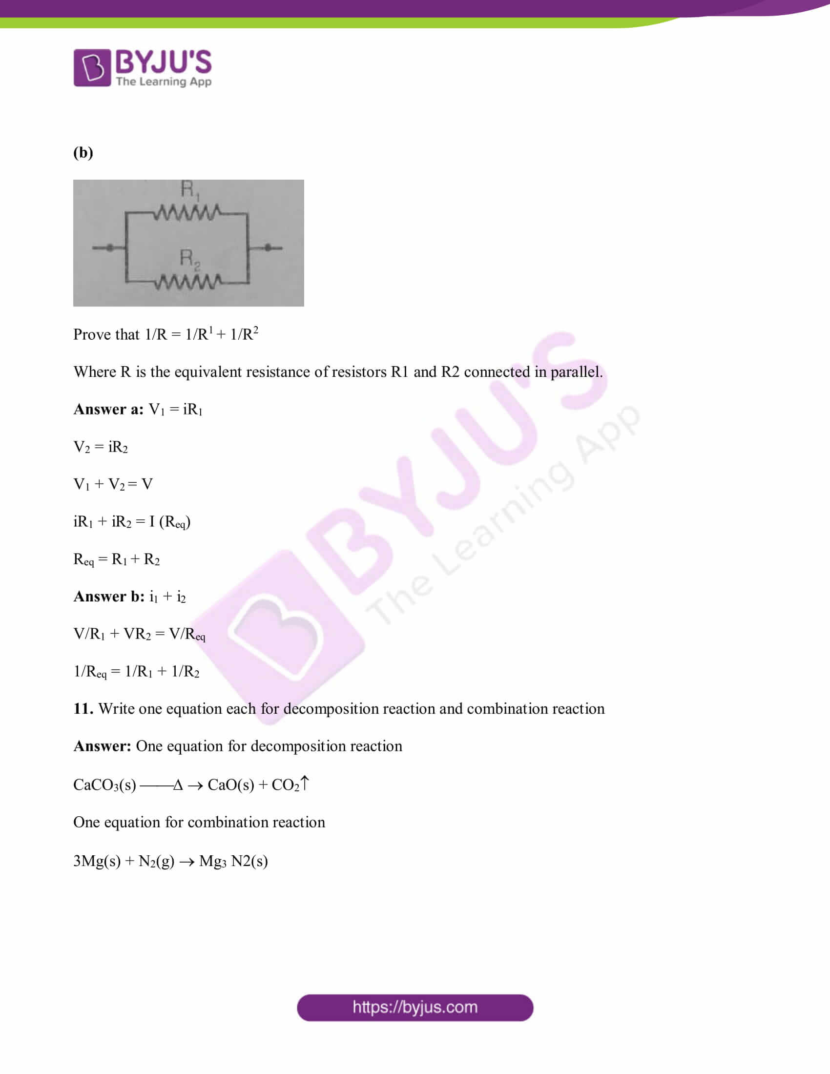 bihar board class 10 sci solved pre year quest papers 2019 16