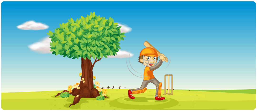 My Favourite Game Cricket Essay for Class 2