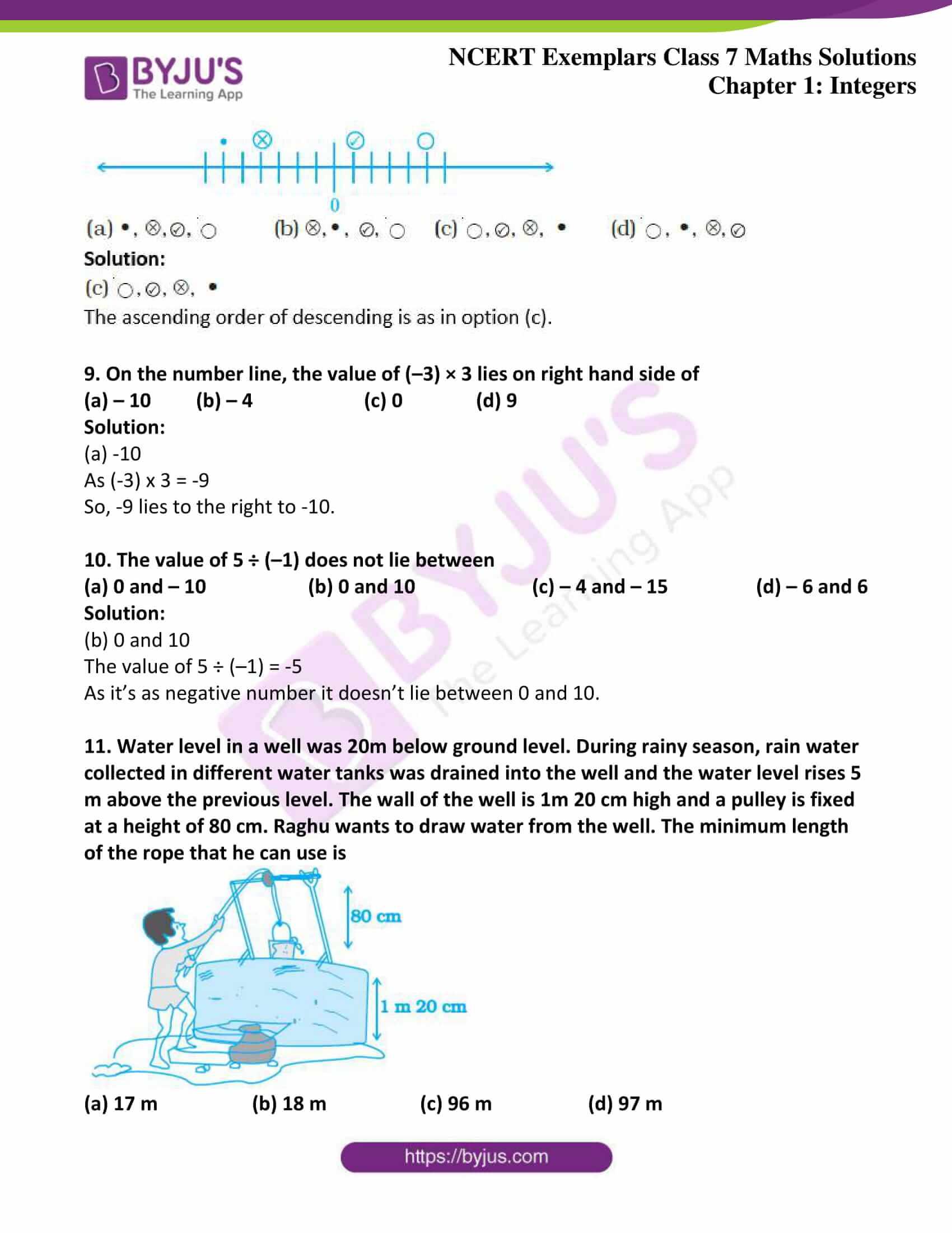 ncert exemplar class 7 maths solutions chapter 1 integers 03
