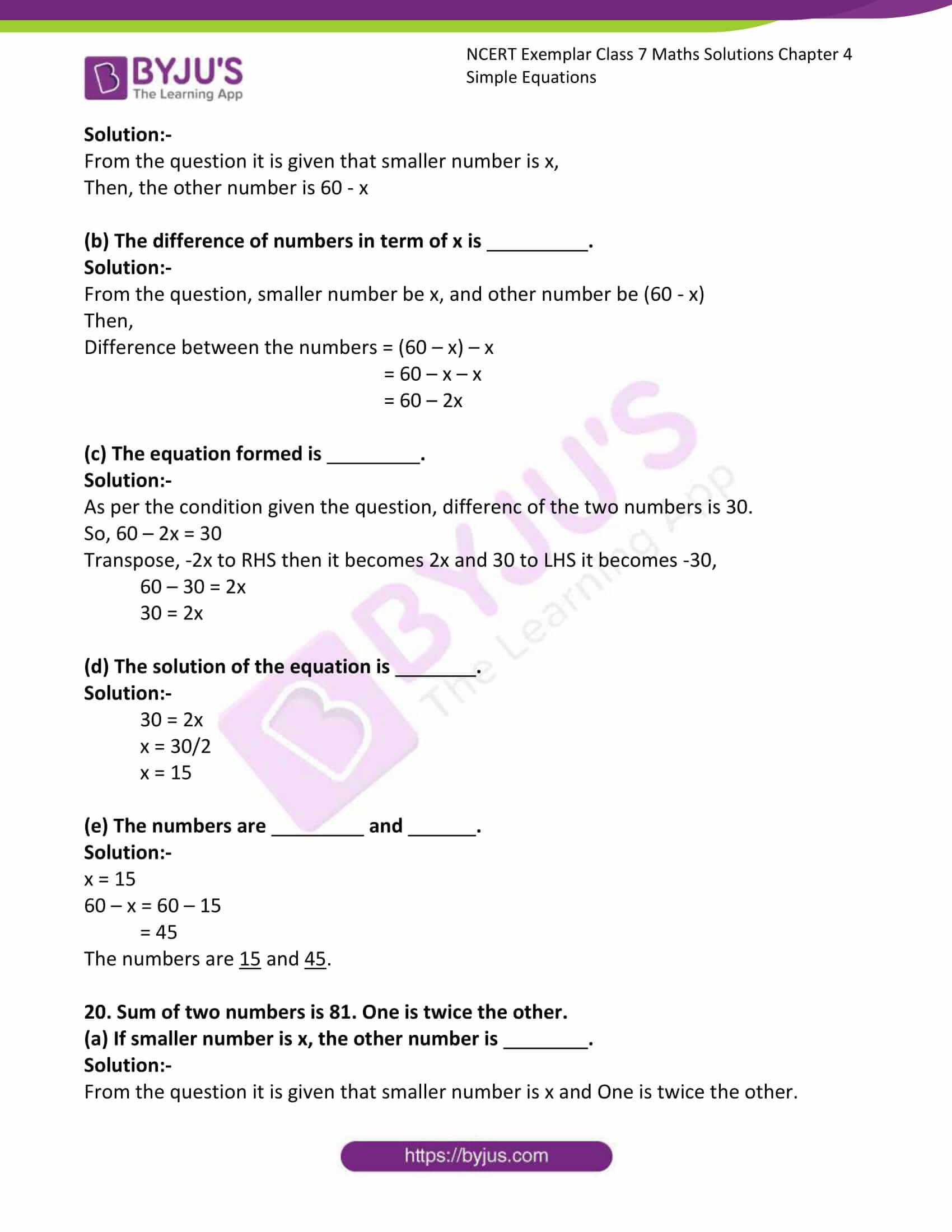 ncert exemplar class 7 maths solutions chapter 4 simple 06