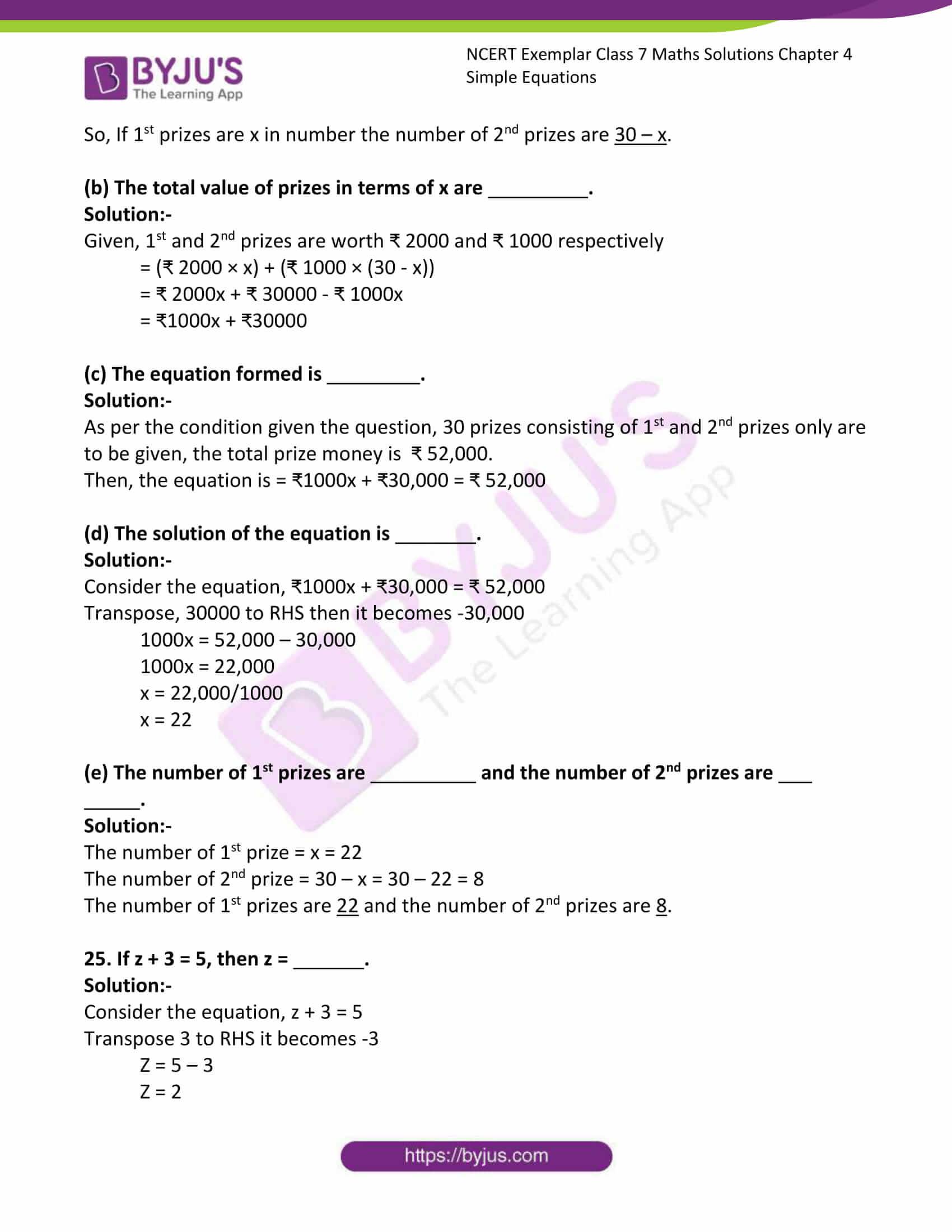 ncert exemplar class 7 maths solutions chapter 4 simple 10