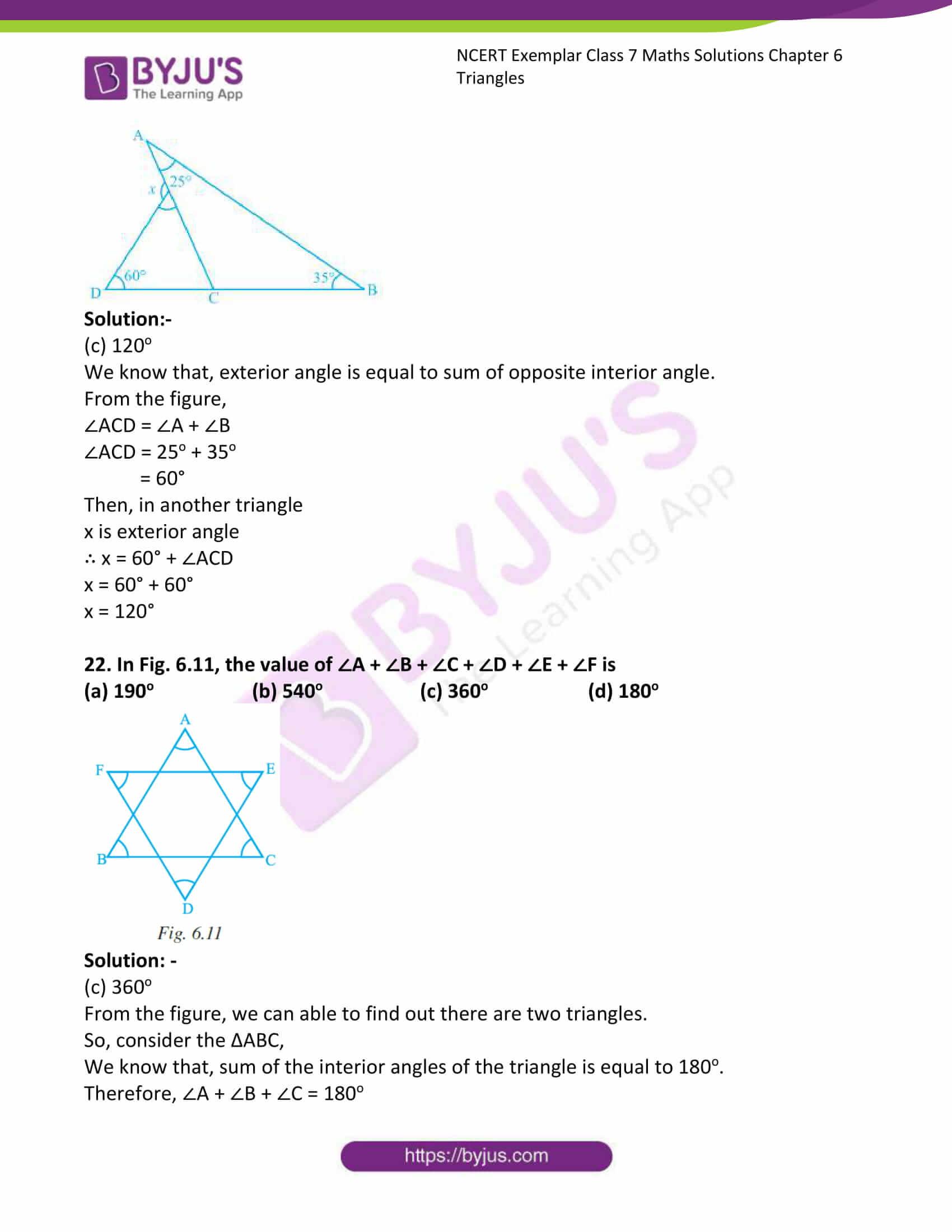 ncert exemplar class 7 maths solutions chapter 6 triangles 10