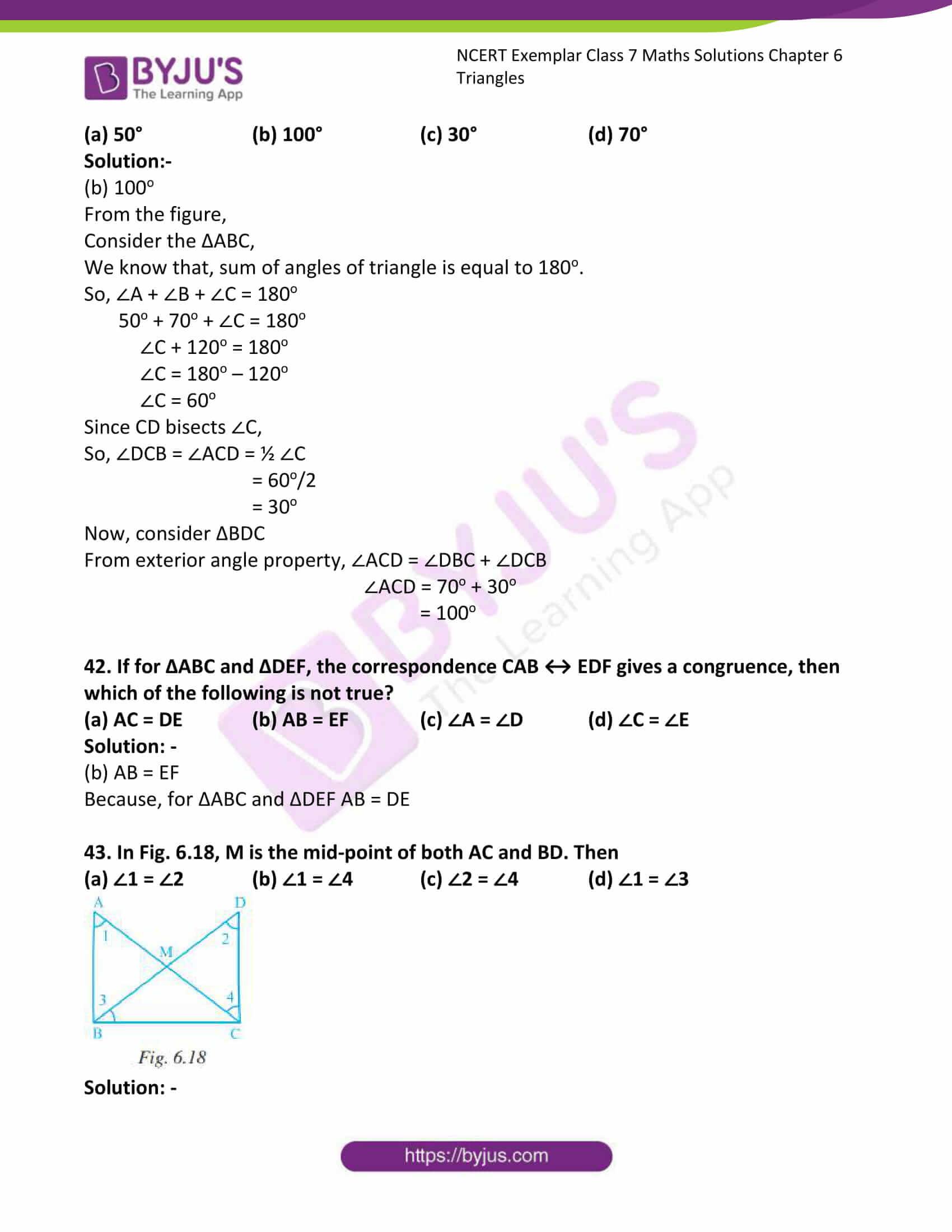 ncert exemplar class 7 maths solutions chapter 6 triangles 19