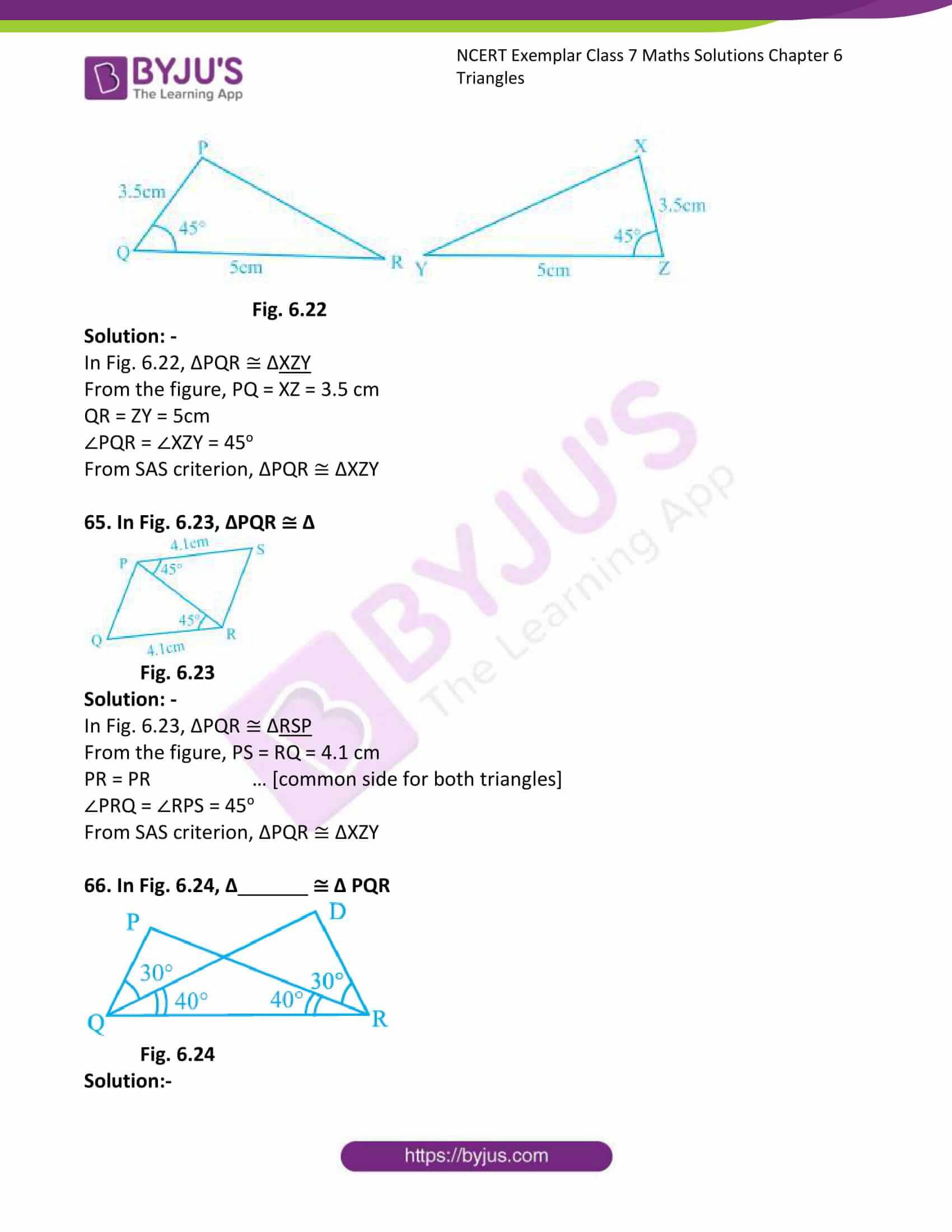 ncert exemplar class 7 maths solutions chapter 6 triangles 24