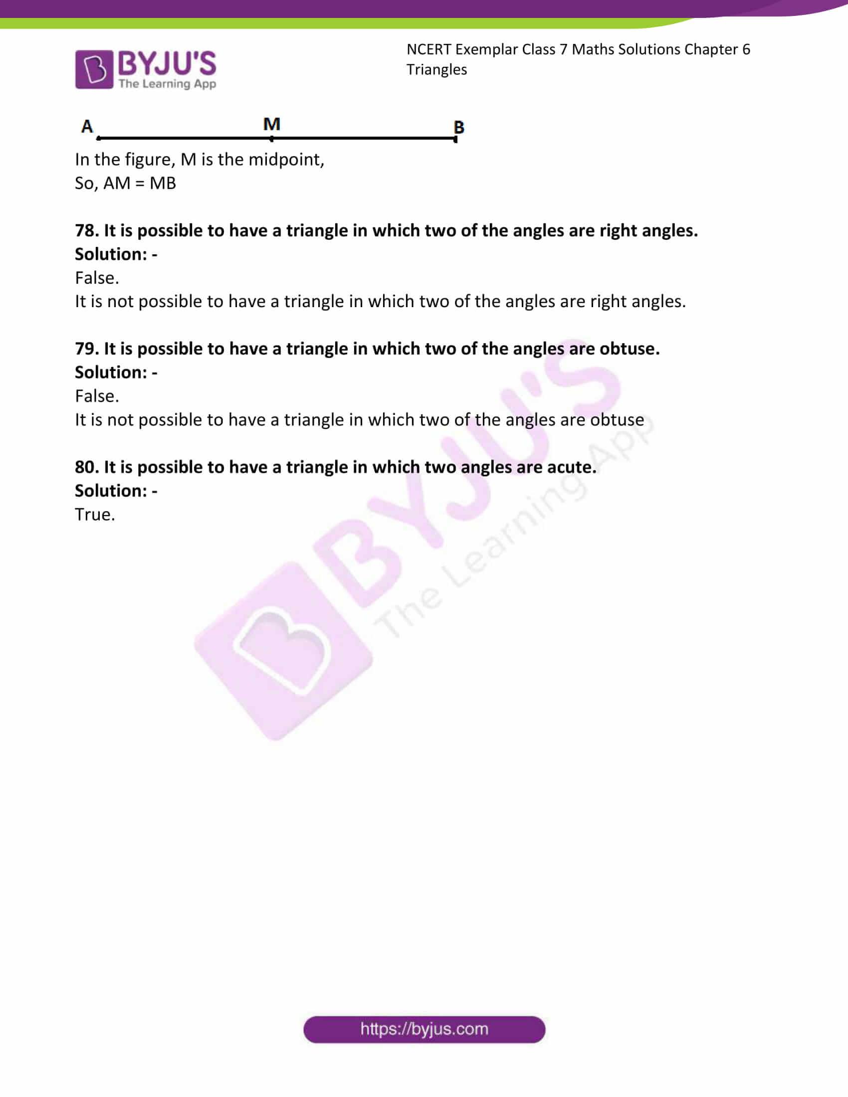 ncert exemplar class 7 maths solutions chapter 6 triangles 28