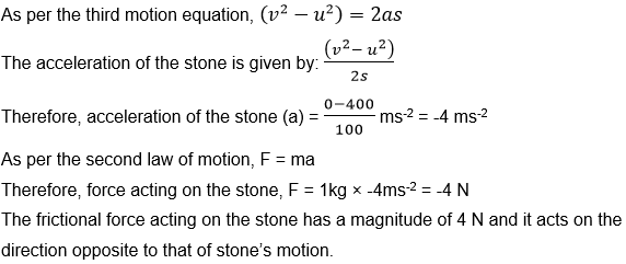 NCERT Solutions For Class 9 Science Chapter 9 Image 4