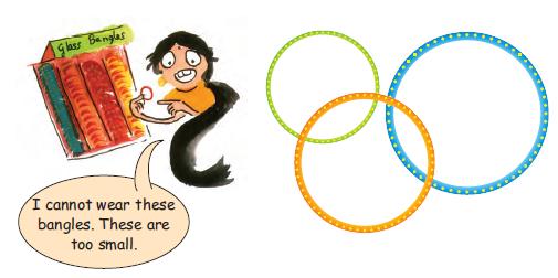 NCERT Solutions Mathematics Class 4 Chapter 8 - 1