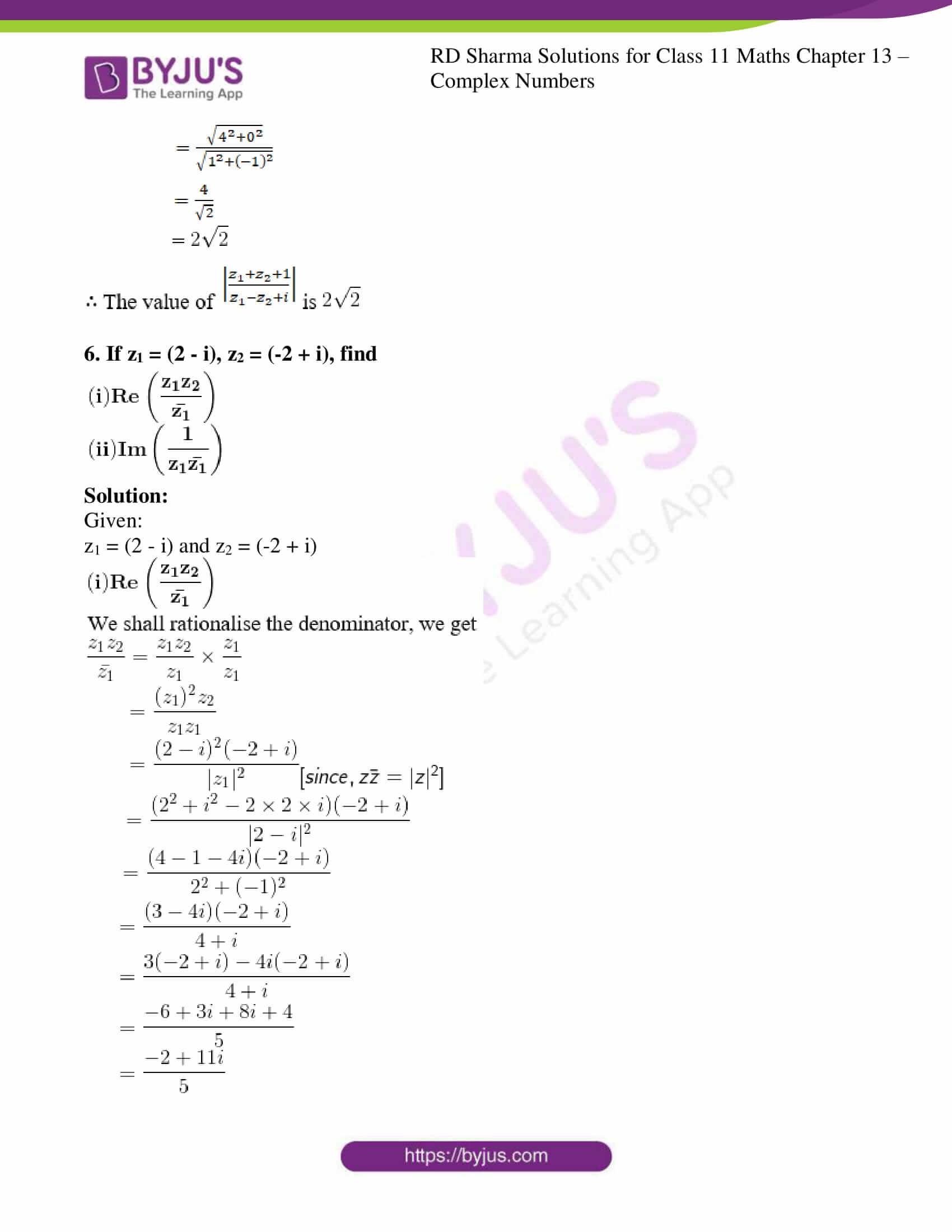 rd sharma class 11 maths ch 13 ex 2 15