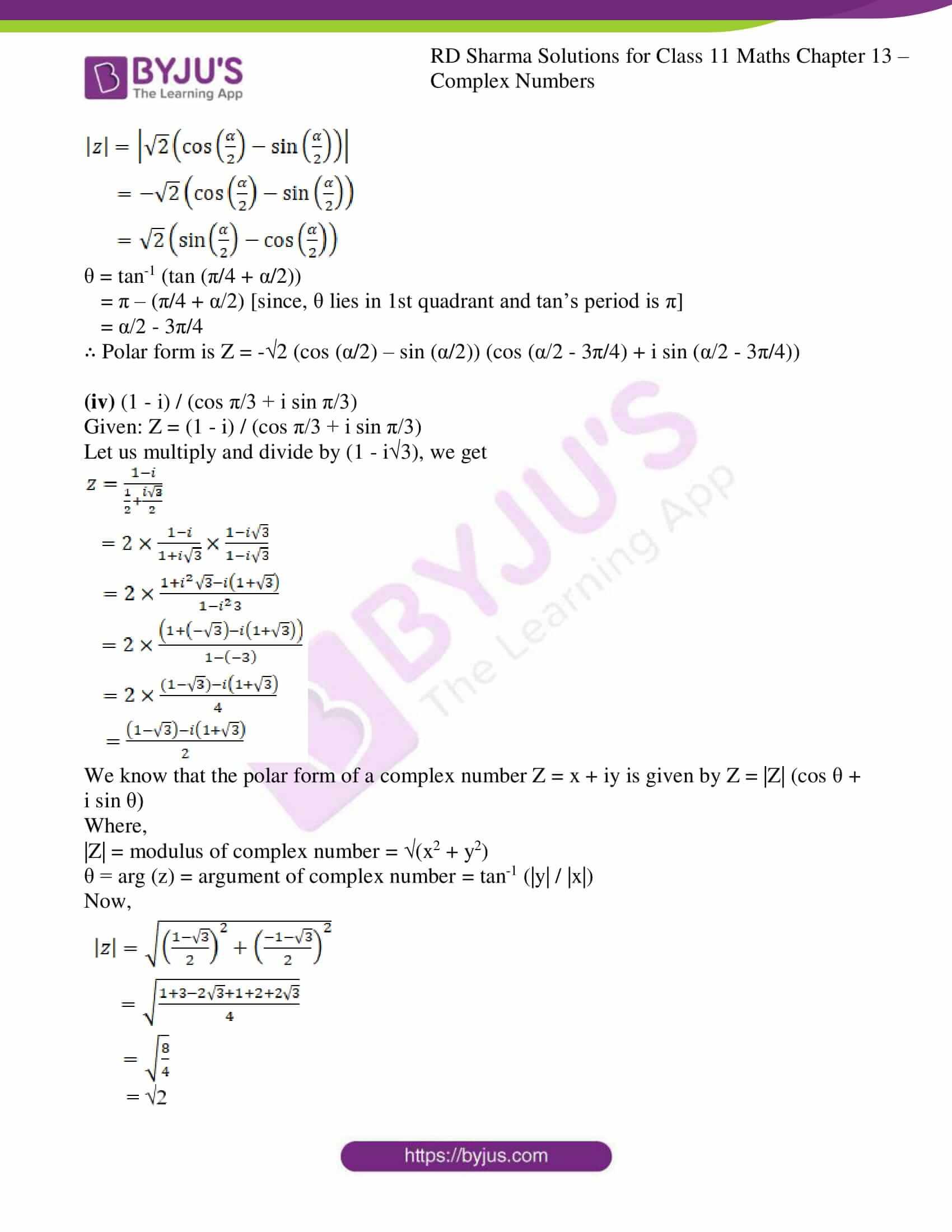 rd sharma class 11 maths ch 13 ex 4 11