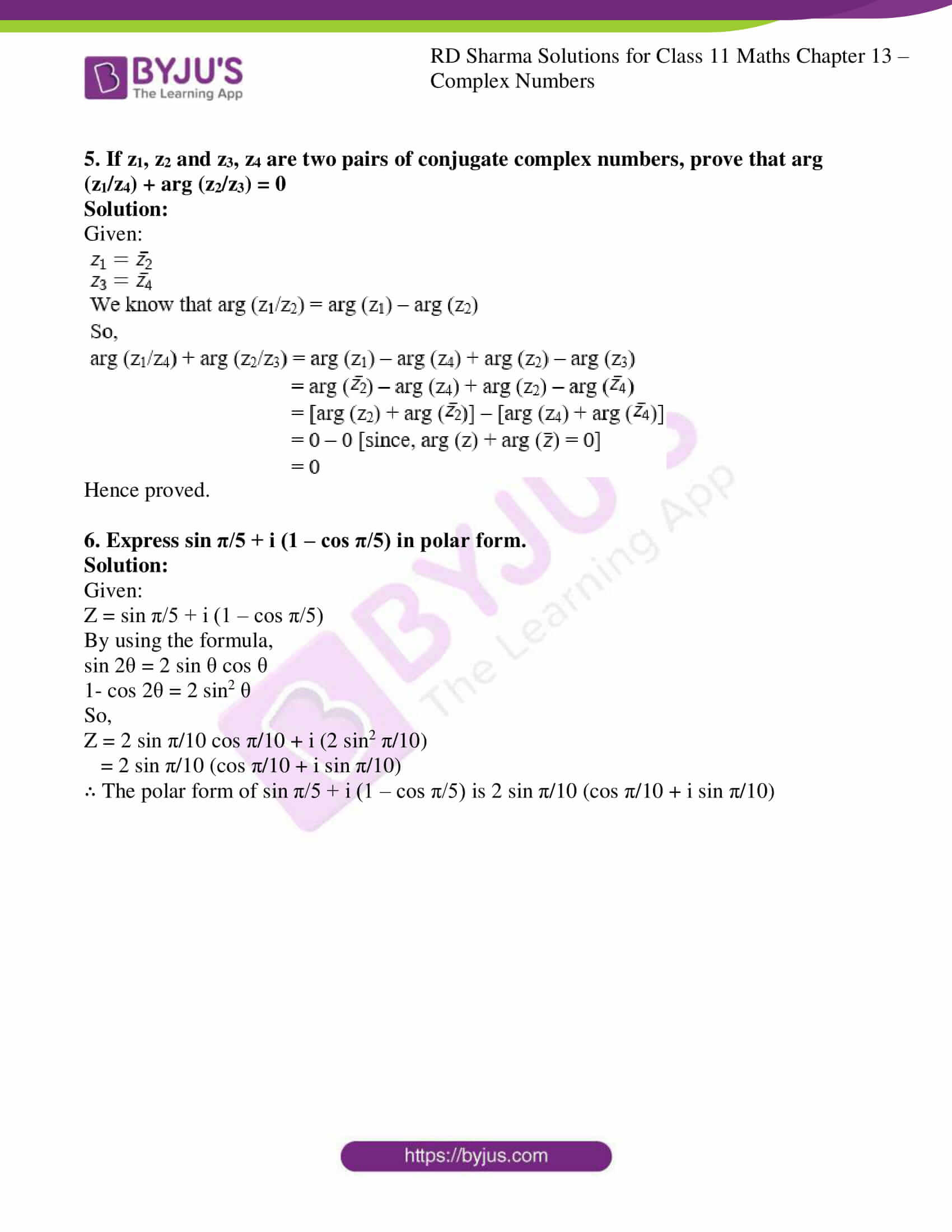 rd sharma class 11 maths ch 13 ex 4 13