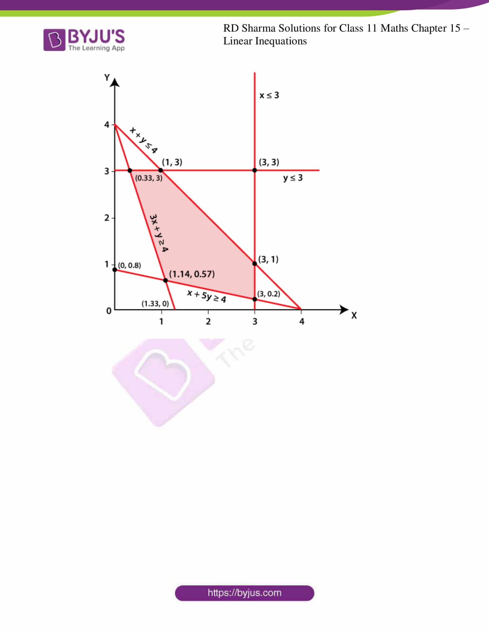 rd sharma class 11 maths ch 15 ex 6 11