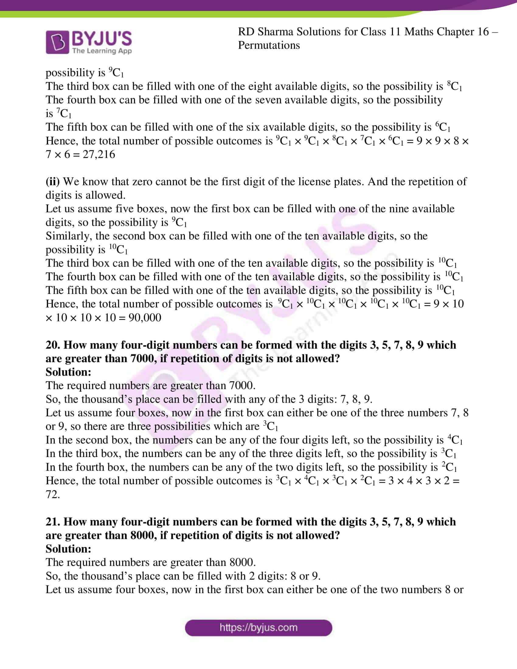 rd sharma class 11 maths ch 16 ex 2 7