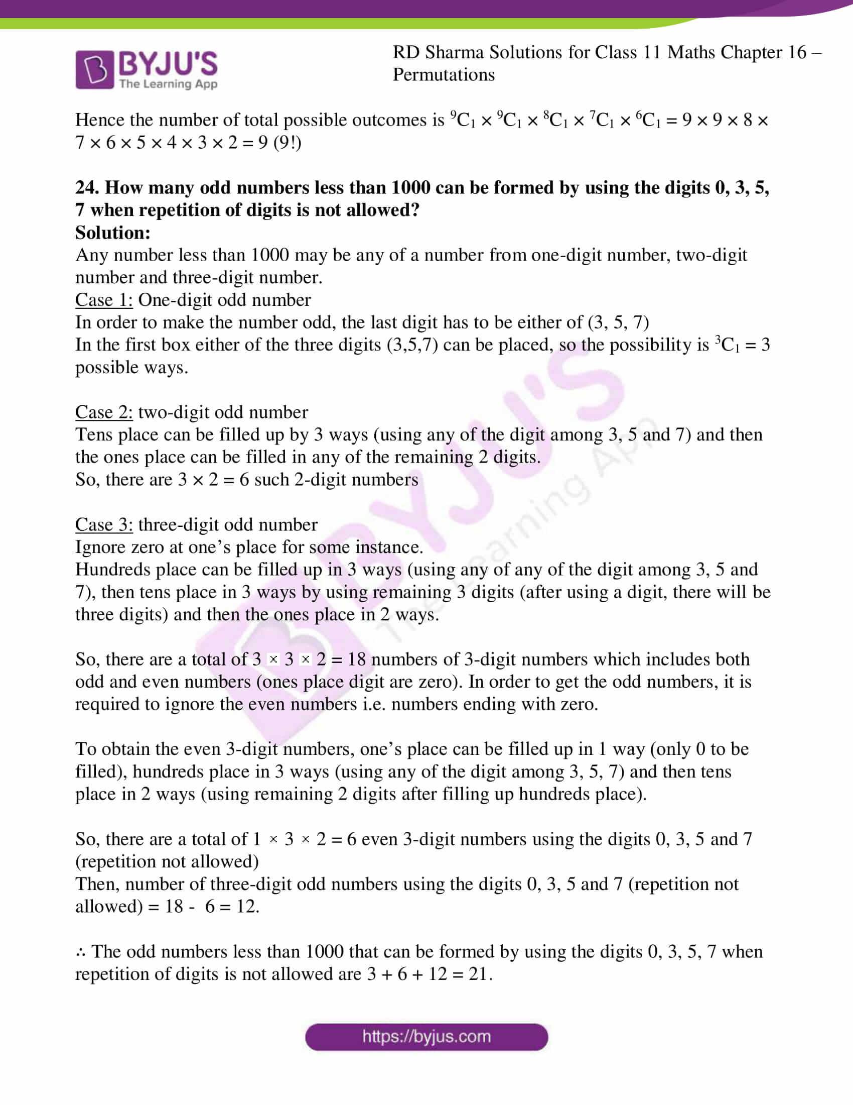 rd sharma class 11 maths ch 16 ex 2 9
