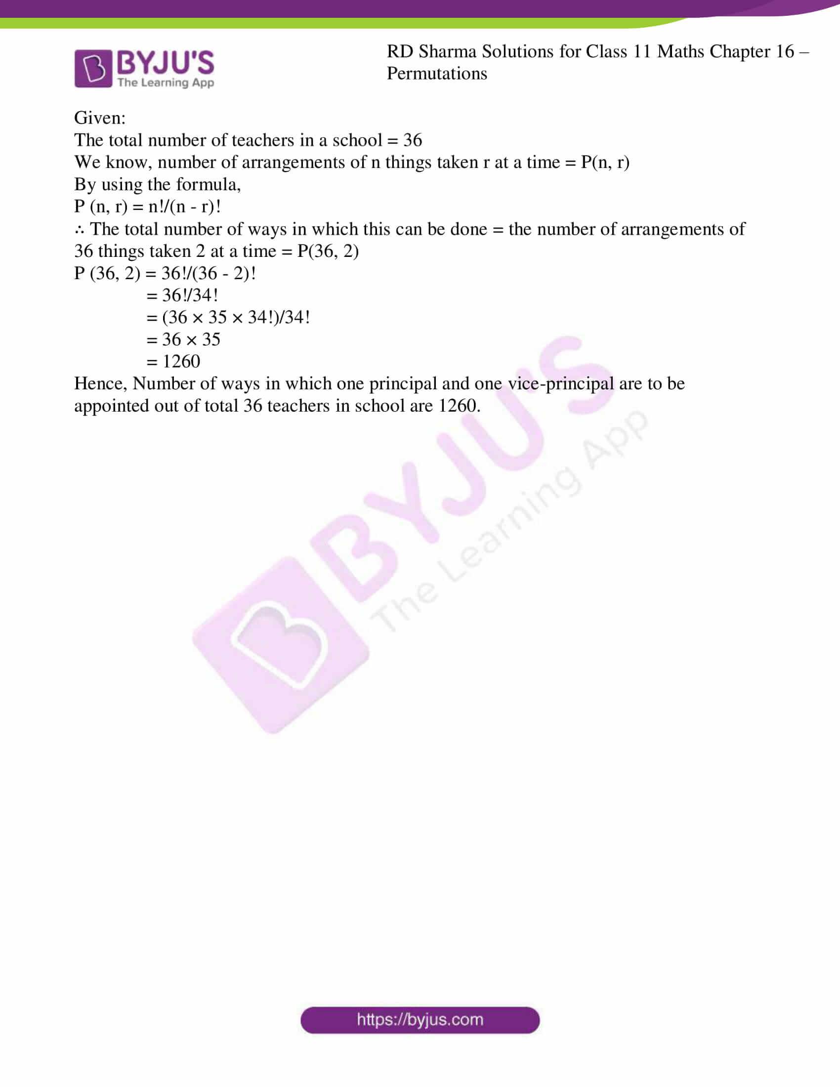 rd sharma class 11 maths ch 16 ex 3 12