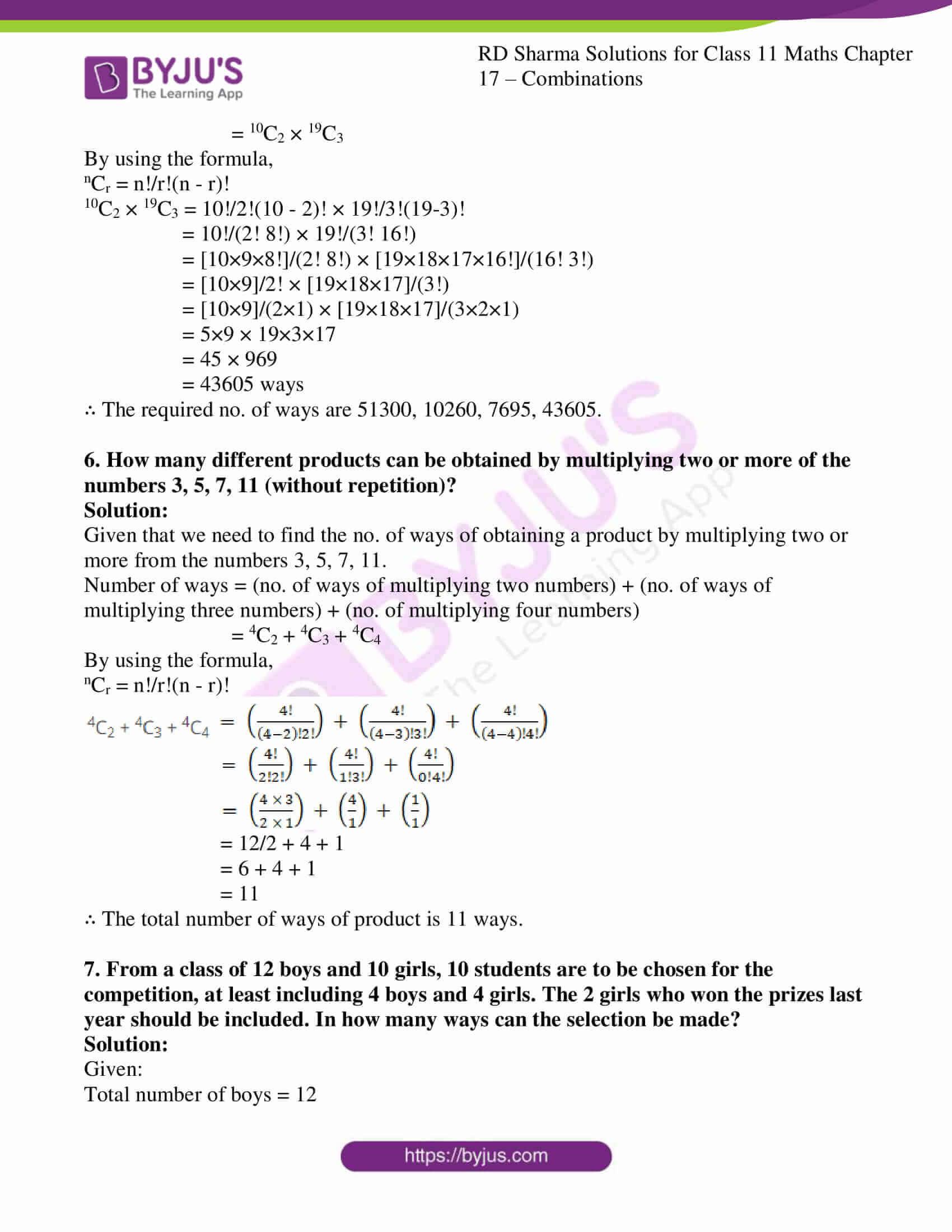 rd sharma class 11 maths ch 17 ex 2 05
