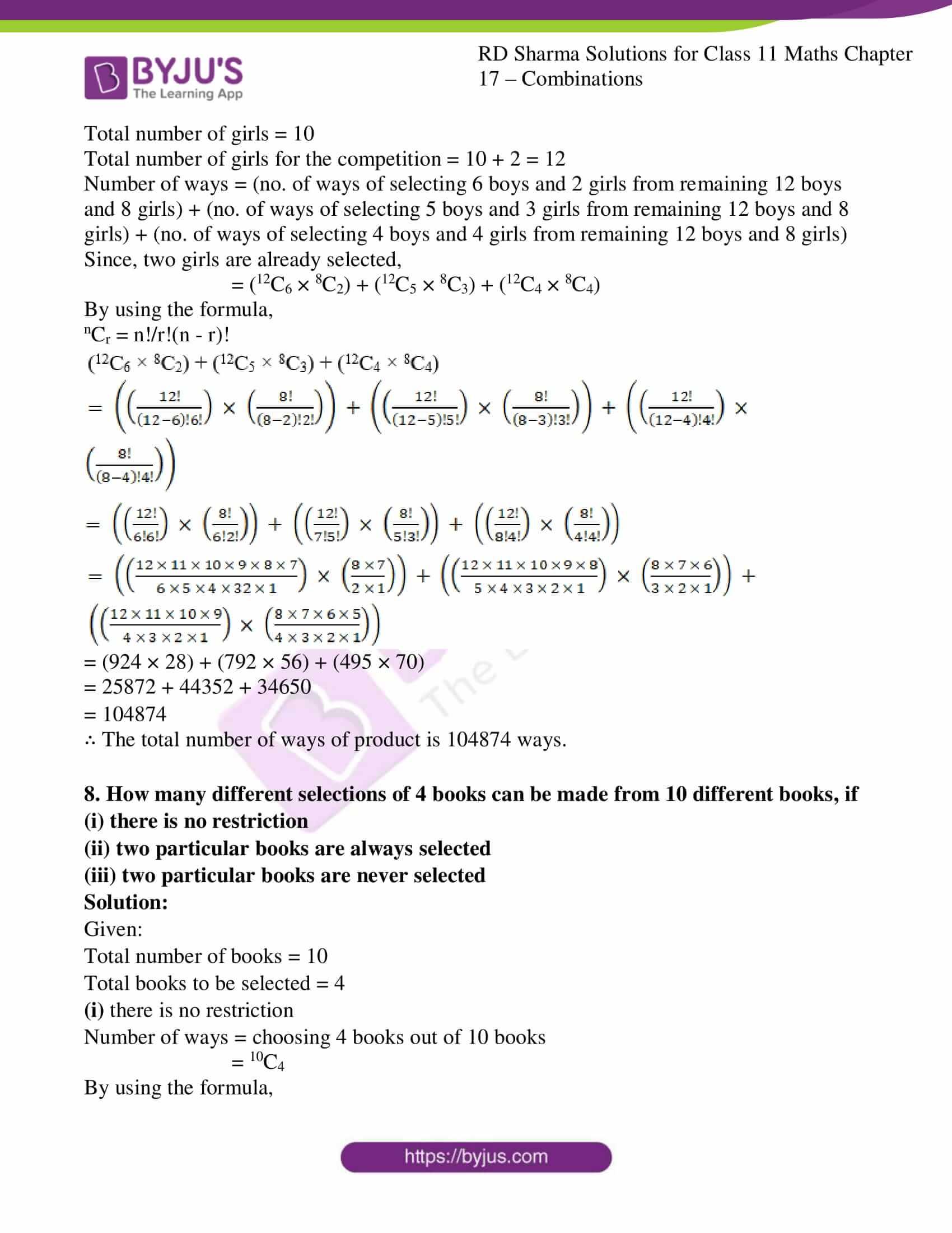 rd sharma class 11 maths ch 17 ex 2 06