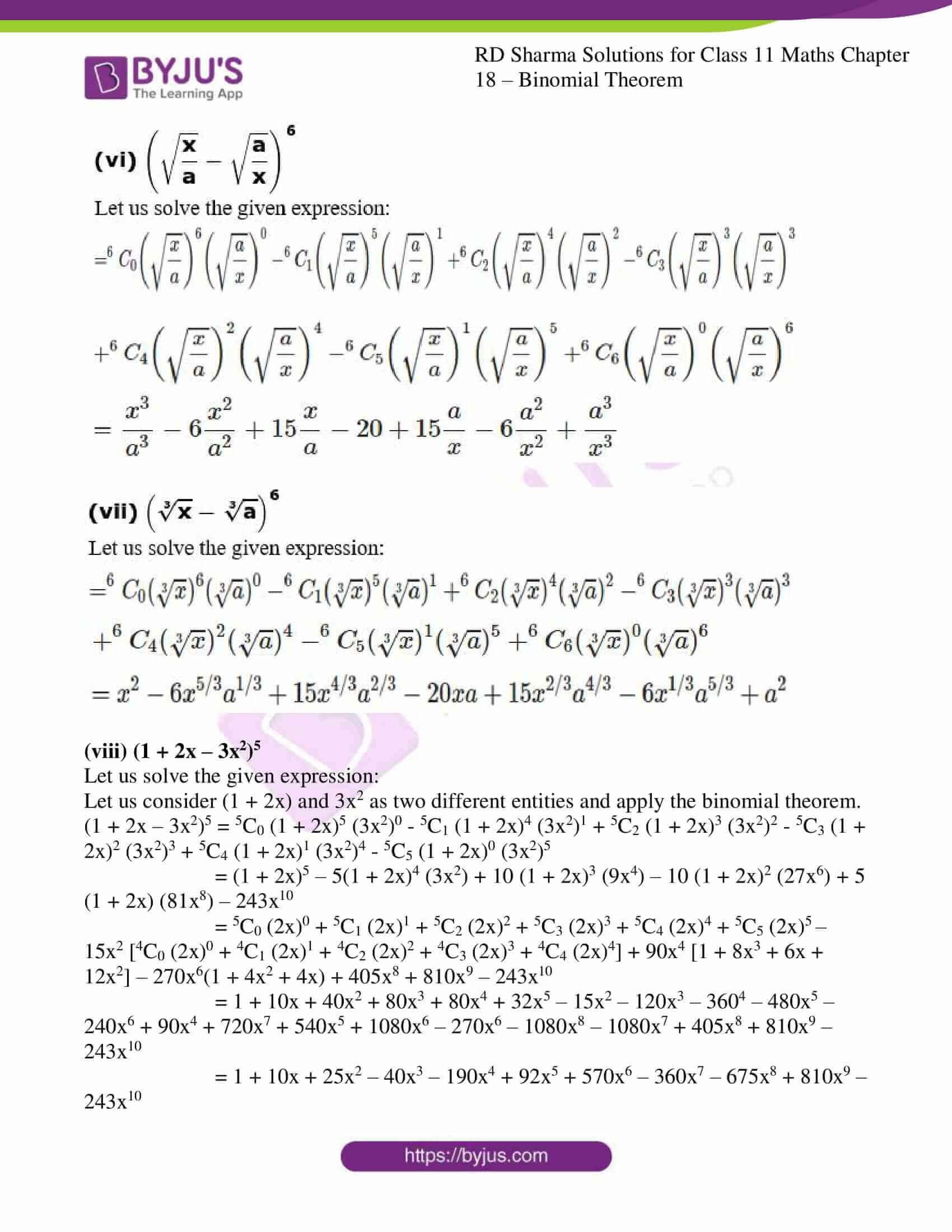rd sharma class 11 maths ch 18 ex 1 03